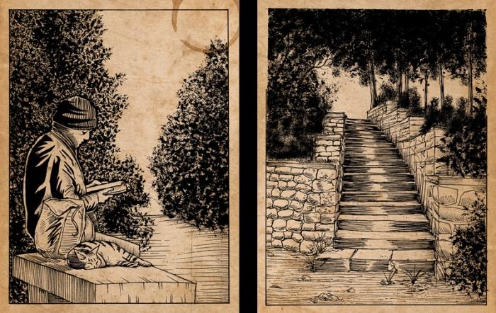 Jardin des Plantes_Nevan_SketchBook_Neon_Obscur_005
